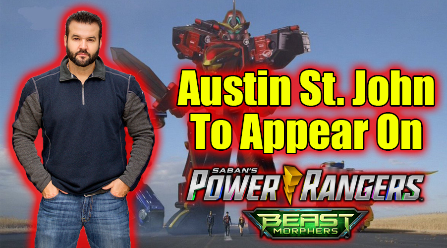 EXCLUSIVE: Austin St  John Set To Return For Team-Up In