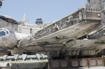 Galaxy's Edge Theme Park