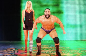 WWE Rusev and Lana