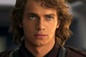 Backstory for Anakin Skywalker; international Star Wars poster