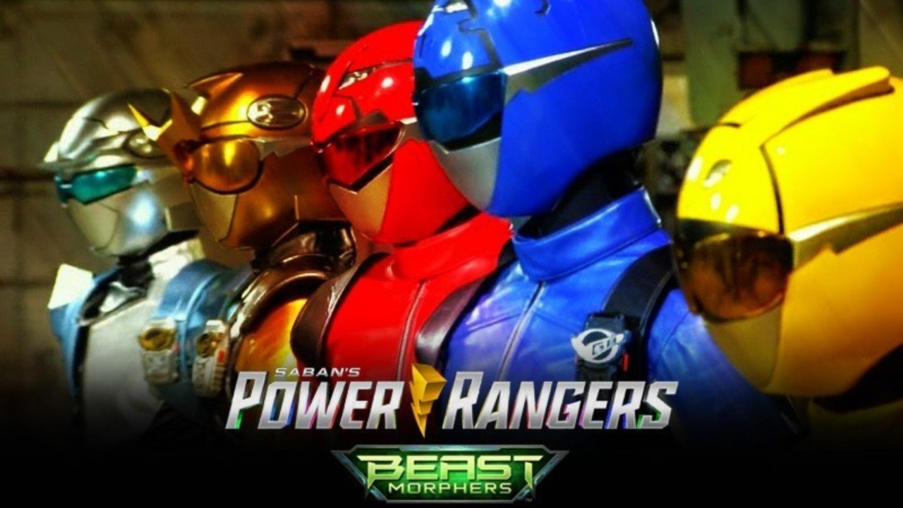 Power rangers beast morphers ep 1