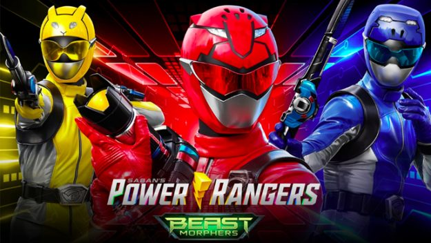 Power Rangers Beast Morphers: Episodes 9+10 Details - That