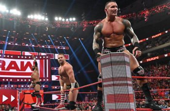 WWE Randy Orton and The Revival