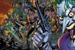 rise of the villain in comic book industry