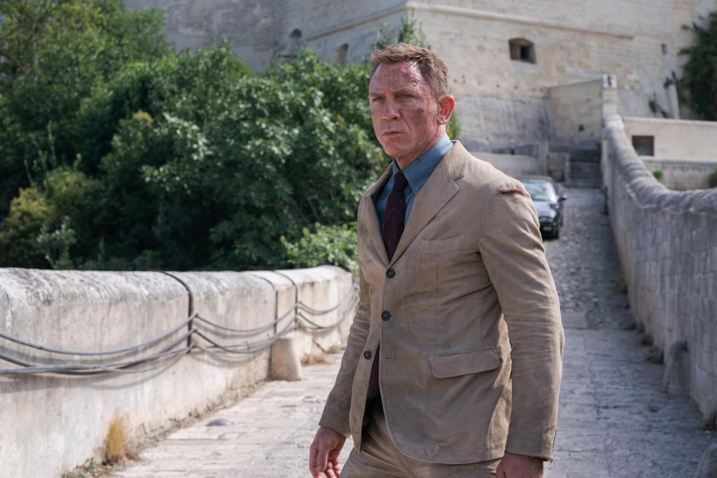 No Time To Die - The Send-Off For Daniel Craig As Bond We All Wanted  [Review] - That Hashtag Show