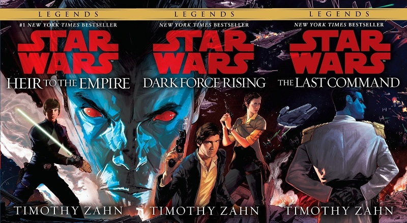 Can Timothy Zahn Save Star Wars (Again)?