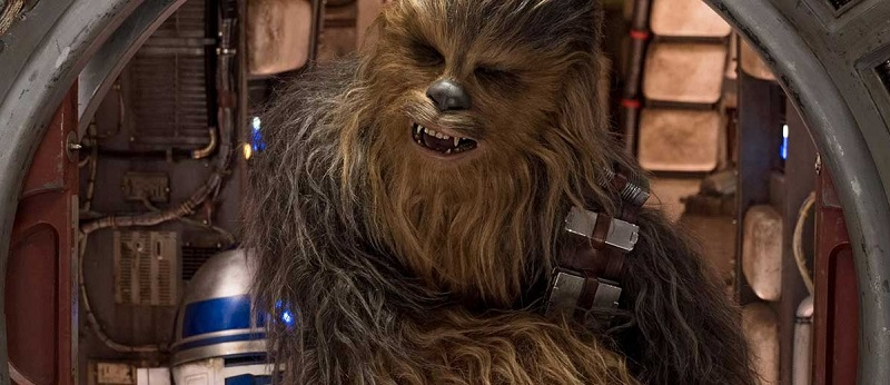 STAR WARS: Chewbacca Actor – It Ain't Easy Being a Wookiee