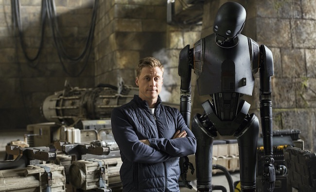 STAR WARS: Alan Tudyk Returns as K-2SO in Cassian Andor Series on Disney+