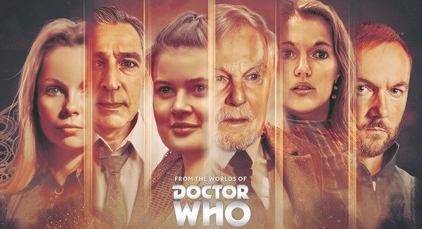 DOCTOR WHO Big Finish Continues the Time War