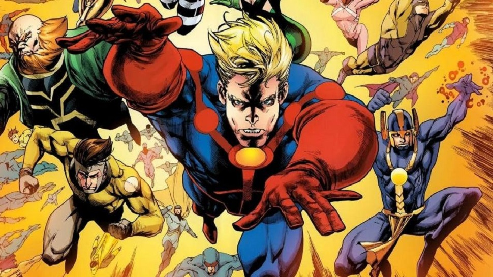 EXCLUSIVE: 'THE ETERNALS' Tentatively Set for a September 2019 Start