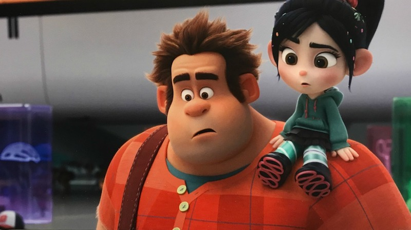 RALPH BREAKS THE INTERNET John C. Reilly and Sarah Silverman on Recording Together