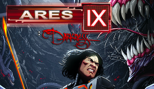 Top Cow Talent Hunt Winners Unleashed On ARES IX: DARKNESS One-Shot This December