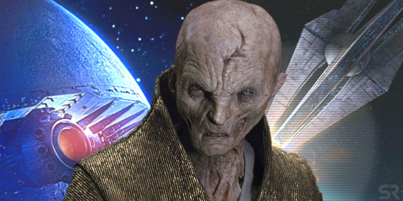 Snoke And The First Order's Rise Could Possibility Be Influenced By THE KNIGHTS OF THE OLD REPUBLIC