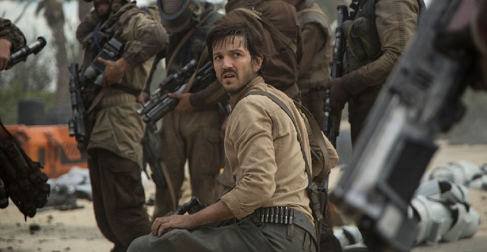 Cassian Andor Series For Disney+ Gains 'Rogue One: A Star Wars Story' Writer