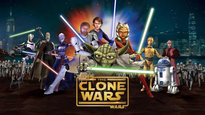 STAR WARS: New Information About The Clone Wars Season 7 and The Mandalorian!