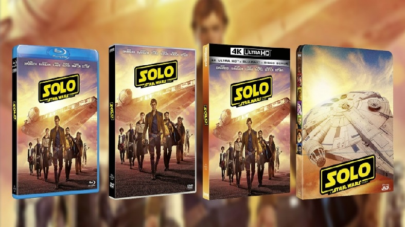 Solo Blu-Ray Gives New Life to 'Solo: A Star Wars Story'