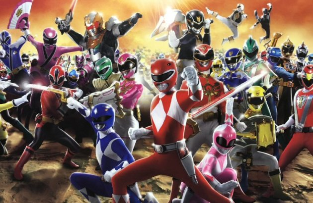 Even More Power Rangers Toys Revealed!