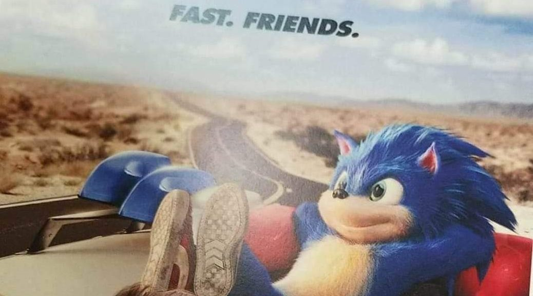 Leaked Poster Could Reveal SONIC THE HEDGEHOG's Live-Action Look