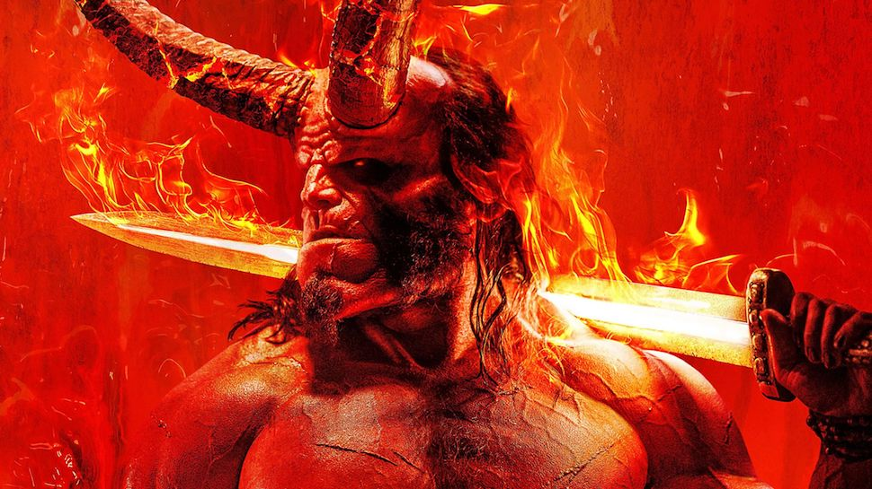 David Harbour Promises A Dark Tone For New HELLBOY