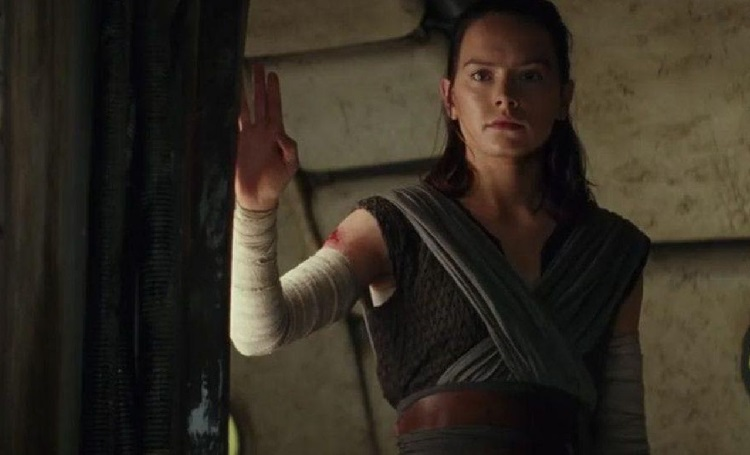 Rey; Rian Johnson