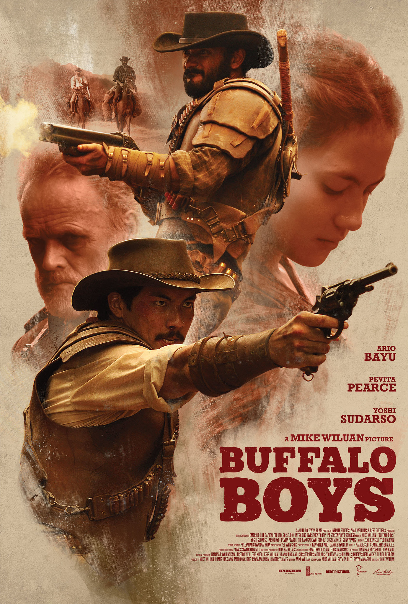 Buffalo Boys: Bringing Asian Actors To The Forefront Of Westerns