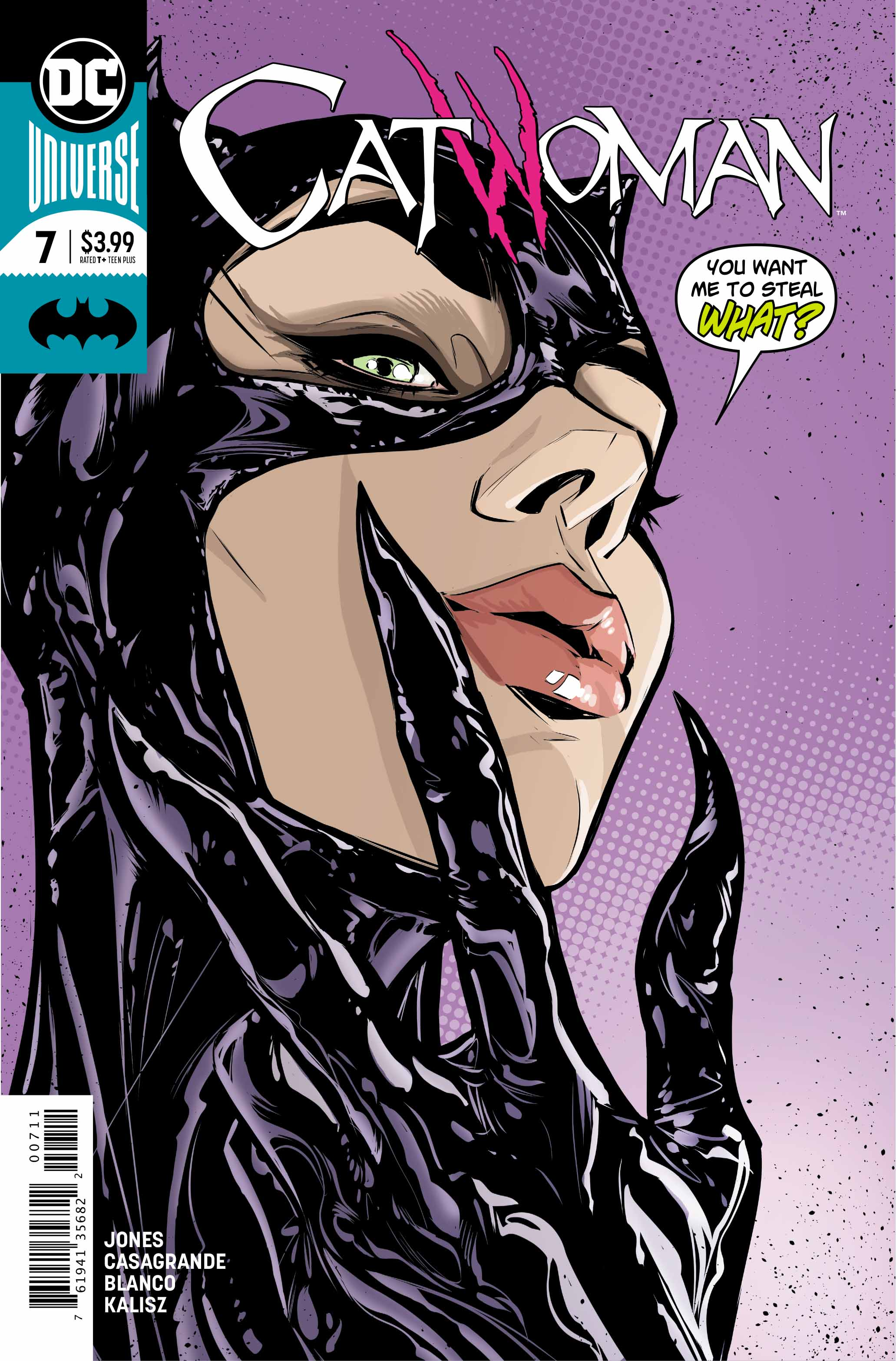 Comic Review: Catwoman #7 – Whole Lot of Nowhere