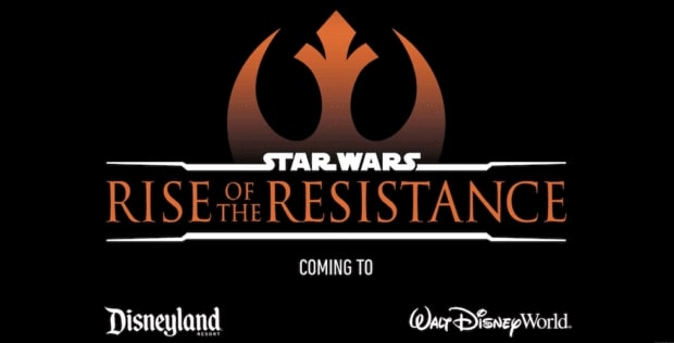 Disney Parks Reveal Star Wars: Rise Of The Resistance Height Requirement