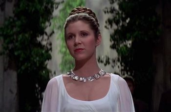 Leia; Goodbye; Star Wars