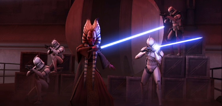 Shaak Ti: One of the Most Underrated (and Powerful) Jedi in STAR WARS - That Hashtag Show