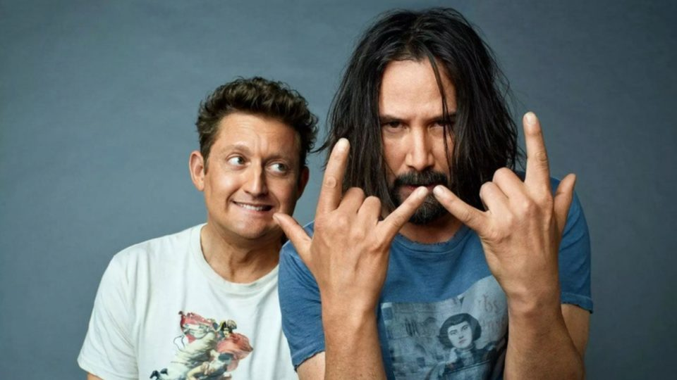 BILL and TED Will Face The Music This Summer