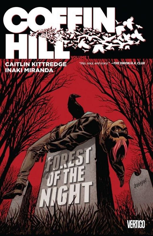 Comic Rewind: Coffin Hill Vol. 1