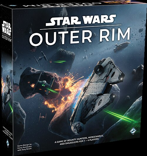 STAR WARS Games: The Outer Rim Preview