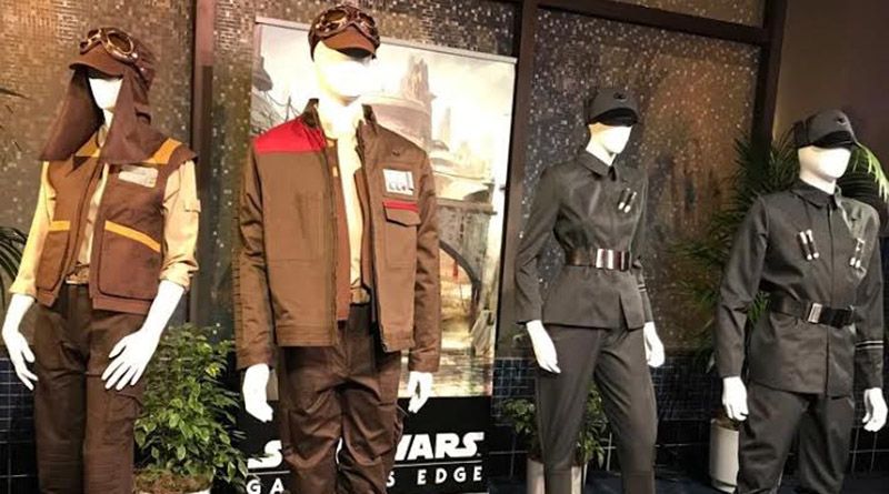 FIRST LOOK! New Star Wars Galaxy's Edge Uniforms Revealed