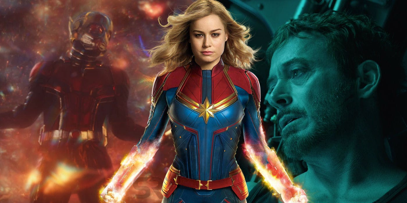 AVENGERS: ENDGAME Footage Description Teases The Avengers In Space & Captain Marvel's Plan