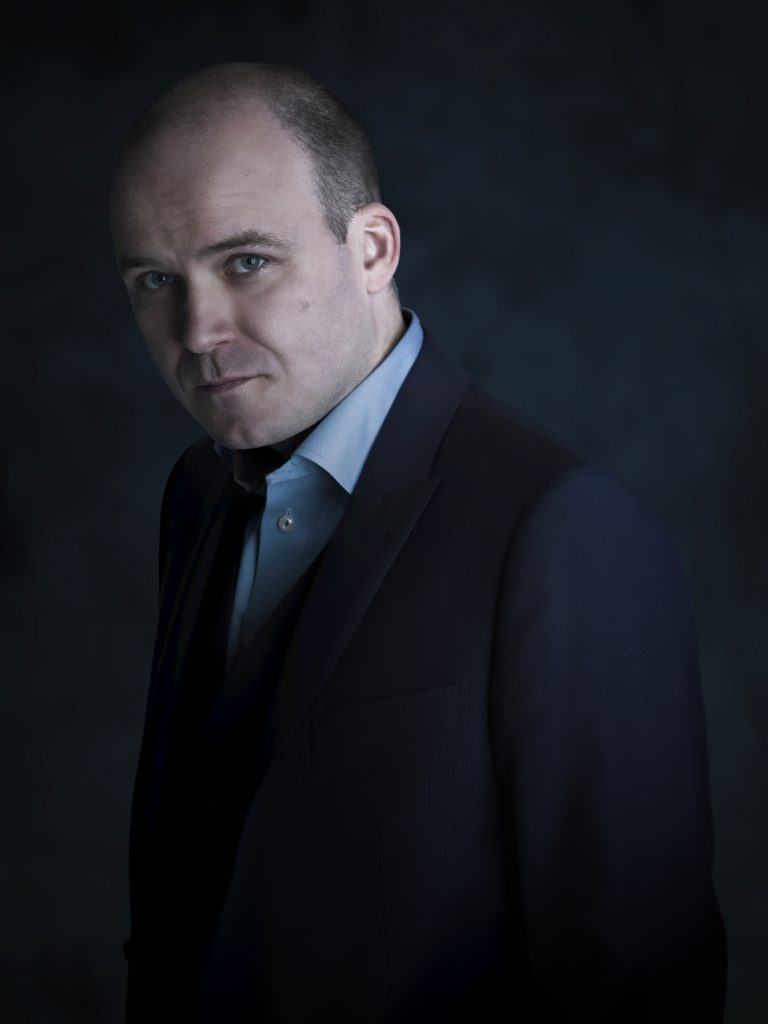 Rory Kinnear in PENNY DREADFUL
