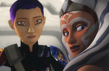 ahsoka and sabine; Gary Whitta