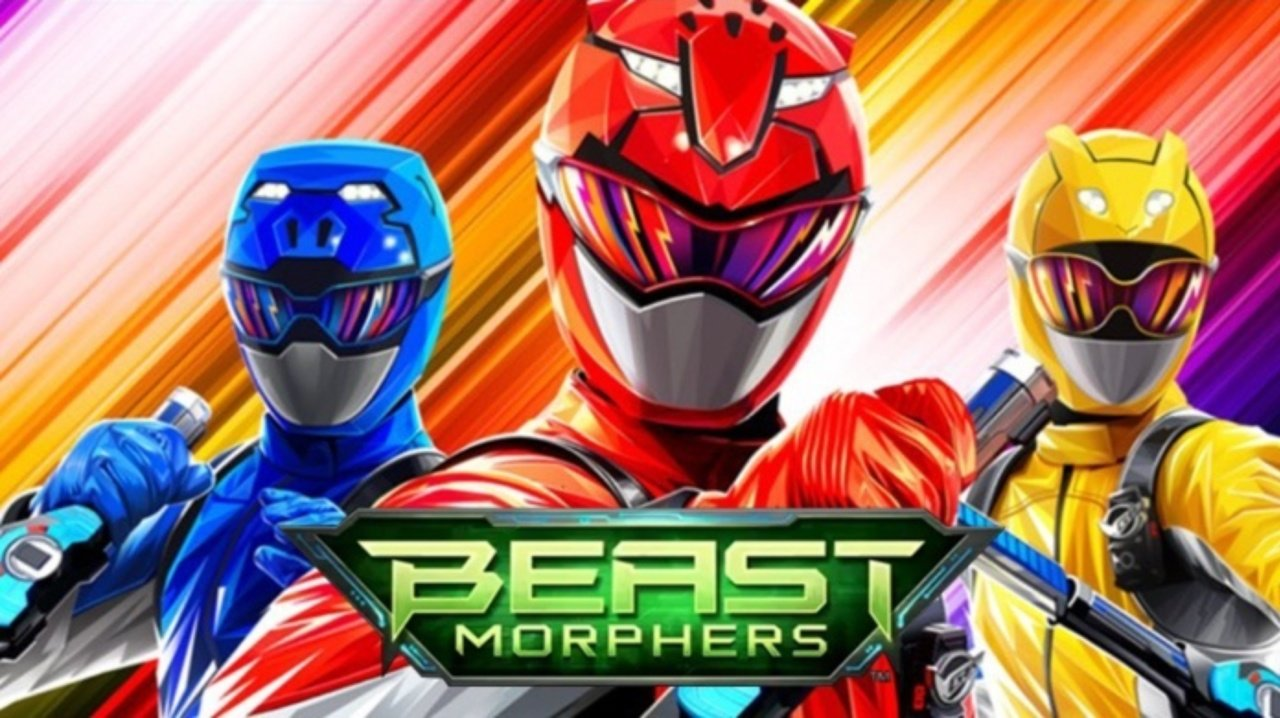 POWER RANGERS BEAST MORPHERS Releases New T-Shirts