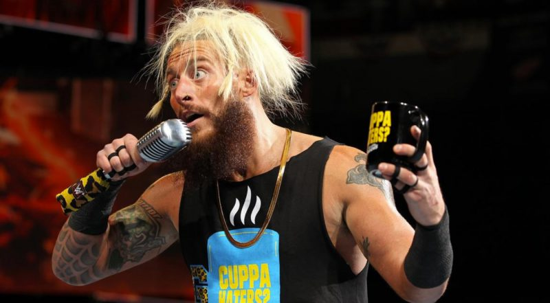 WWE: Enzo Makes Racist And Obscene Rant While Asking For Bookings