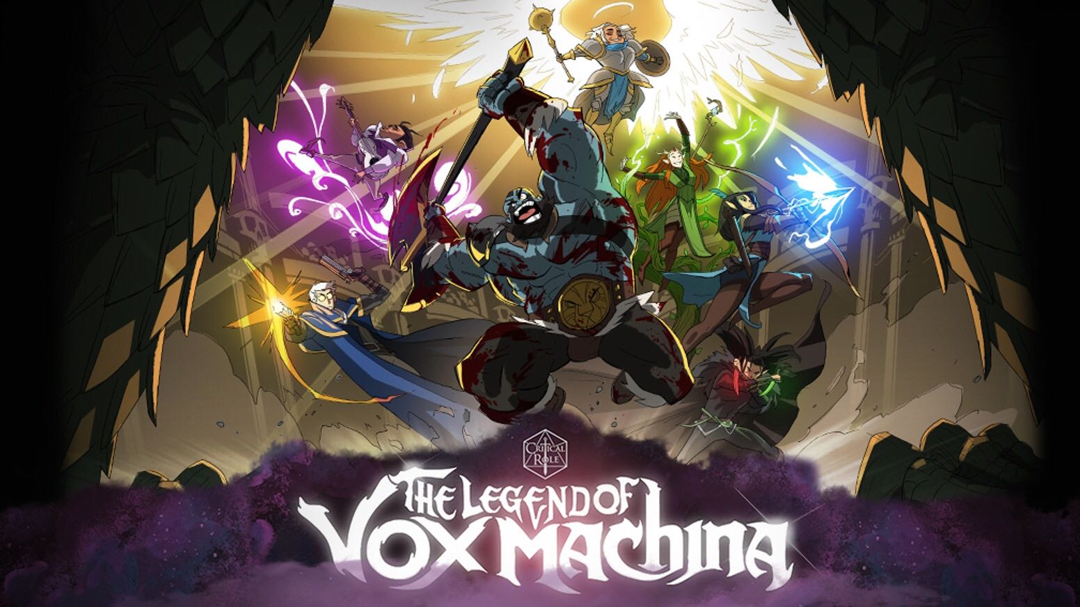 "Critical Role's ""The Legend Of Vox Machina"" Delayed"