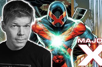 Rob Liefeld's Major X