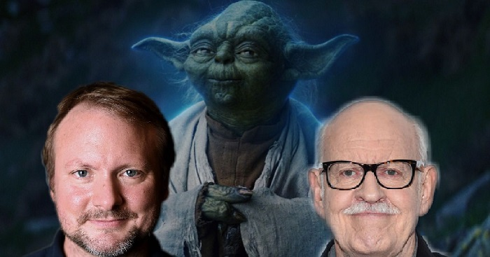 Rian Johnson and Frank Oz Reunite… But Is It For STAR WARS?