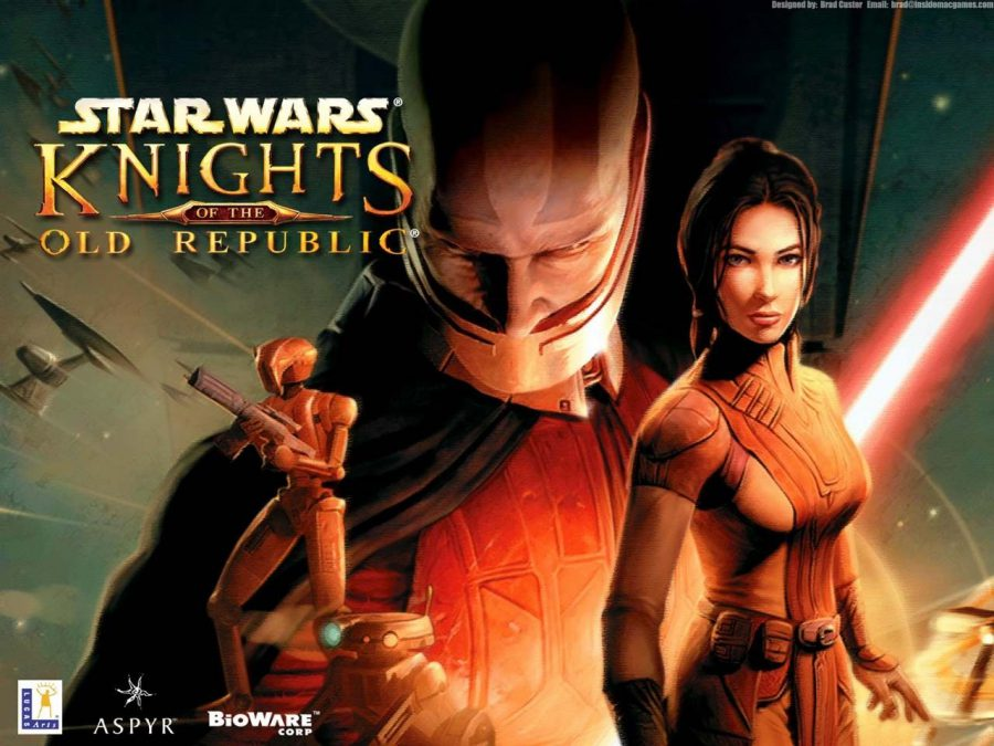 New STAR WARS KOTOR (Knights Of The Old Republic) Confirmed