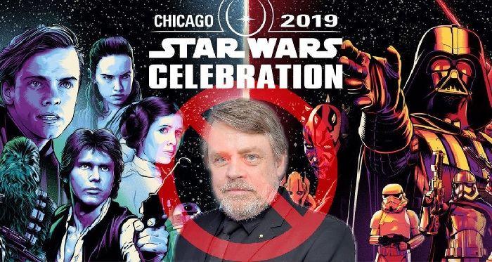 Mark Hamill Shocks Fans, Skips STAR WARS Celebration