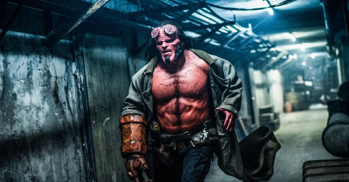 Hellboy Hits Dungeons & Dragons
