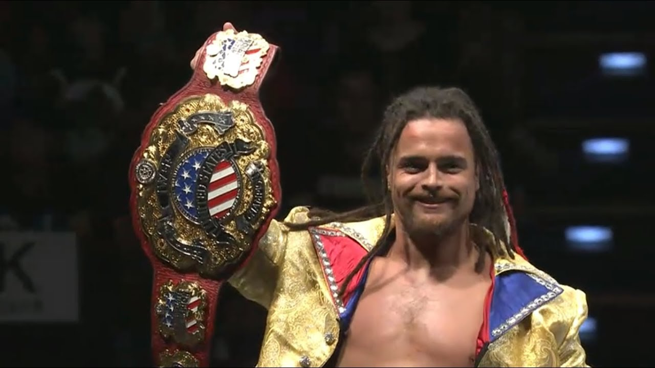 Juice Robinson Shoots Down Return to WWE