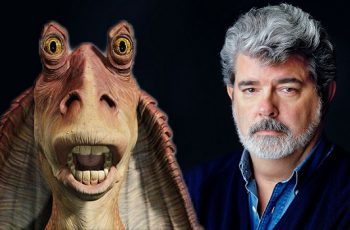 George Lucas; Jar Jar Binks