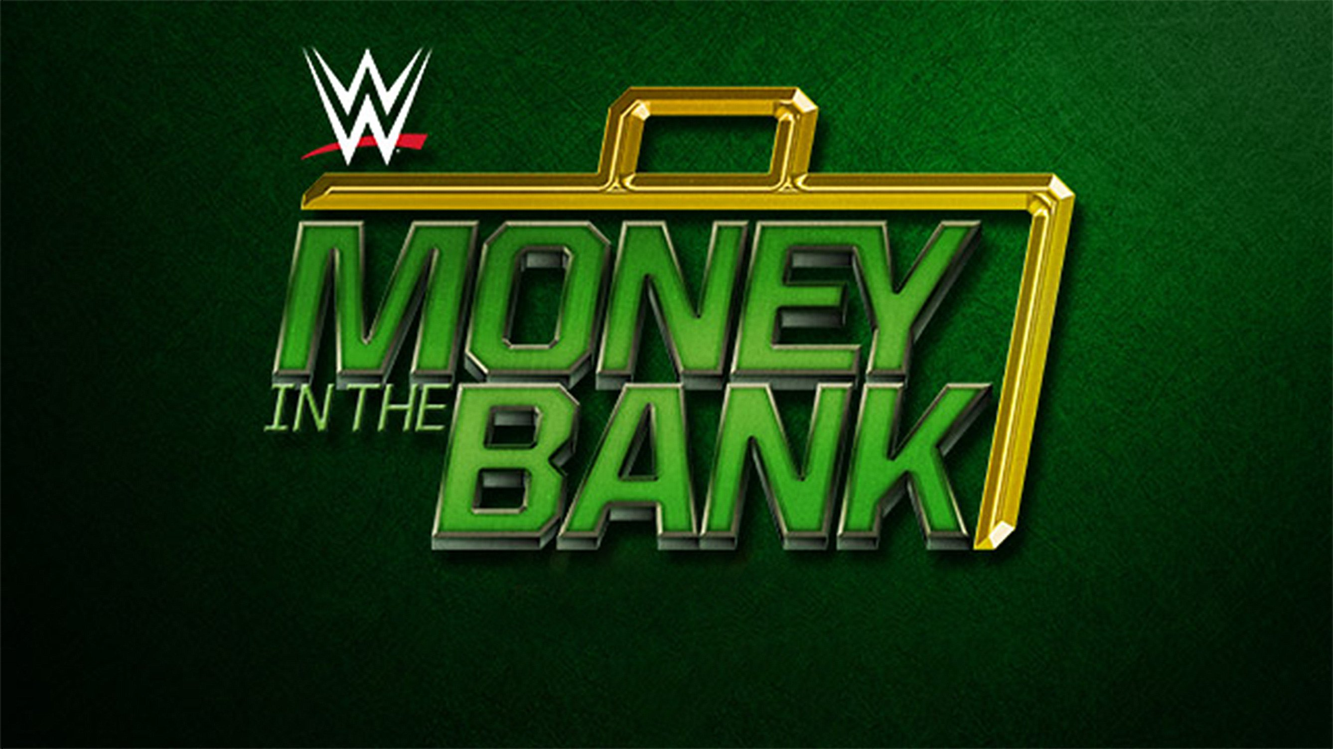 WWE Money in the Bank Card Takes Shape