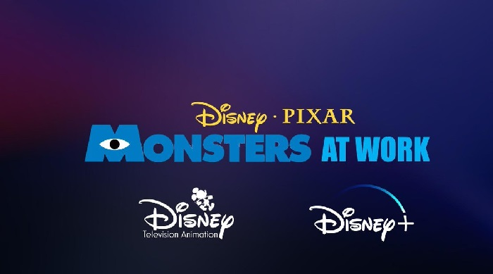 A First Look At Disney+'s 'Monsters At Work'