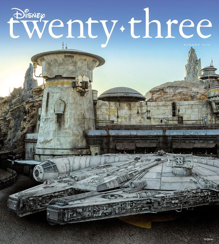 """Disney Twenty-Three"" With Exclusive STAR WARS: Galaxy's Edge and Lion King Images"