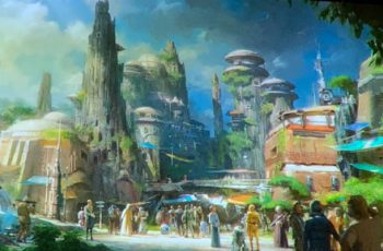 Black Spire outpost; Star Wars: Galaxy's Edge